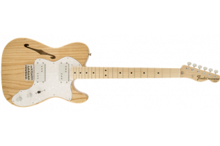 AMERICAN DELUXE THINLINE TELECASTER