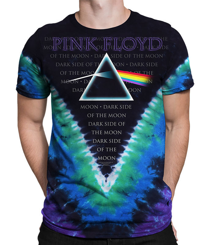 DARK SIDE VDYE TIE DYE
