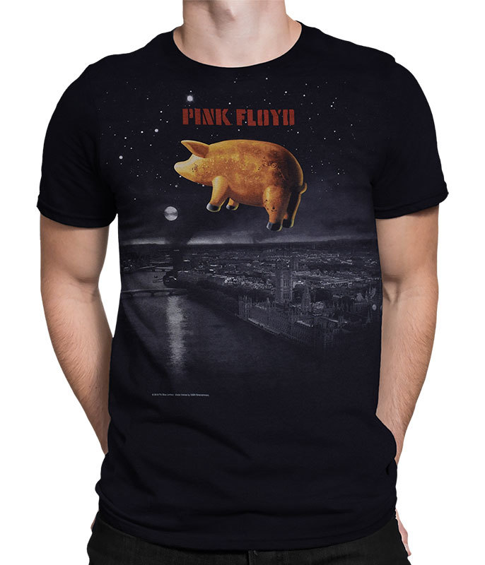 PIGS OVER LONDON T-SHIRT