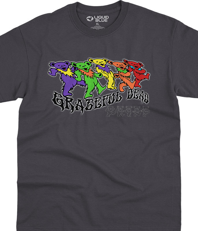 TRIPPY BEARS T-SHIRT